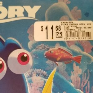 Disney Pixar Other - FINAL PRICE Finding Dory Coloring and Sticker Book